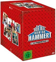 image327 Hör mal, wer da hämmert   Komplettbox, Staffel 1 8 [28 DVDs] für 35,97€