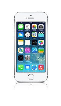 Apple iPhone 5S 16GB Weiß - Silber
