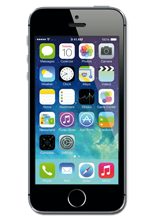 Apple iPhone 5S 16 GB Spacegrau, Vodafone Netlock