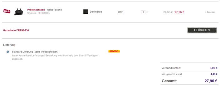 image thumb16 [Top] Mexx.de: Sale mit bis zu 70% Rabatt + 30% Extra Rabatt auf Alles dank Gutscheincode + kostenloser Versand