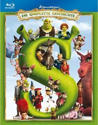 Shrek - Die komplette Geschichte ...