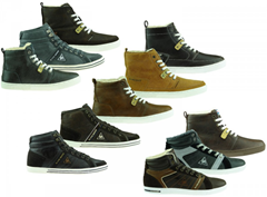 image210 LE COQ SPORTIF gefütterte Herren Sneaker für 39,99€