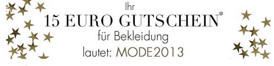 image40 Amazon.de: 15€ Gutschein für Bekleidung (ab 40€ einlösbar)