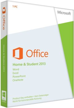 microsoft office 2013 home and student de win pkc Microsoft Office 2013 Home and Student (DE) (Win) für 89,90€