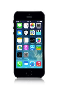 Apple iPhone 5S 32GB Spacegrau
