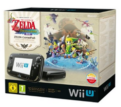 image293 Nintendo Wii U 32GB + The Legend of Zelda für 249€