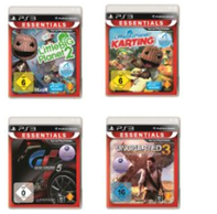 image thumb18 [Top] Little Big Planet 2, Little Big Planet Karting, Gran Turismo 5 oder Uncharted 3 für je 14,99€ – oder 3 Spiele für 29,98€