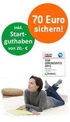 image thumb39 Netbank: bis zu 70€ Startguthaben für die Eröffnung und Nutzung eines kostenlosen Kontos bei der Netbank