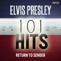 51wldg1kdul. sl500 aa240  [MP3 Download] Elvis Presley: 101 Hits   Return to Sender für 3,99€