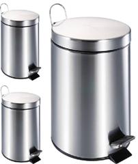image211 1 x 30L Mülleimer + 2 x 3L Mülleimer für zusammen 24,95€