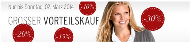 image408 Karstadt.de: bis zu 30% Extra Rabatt auf reduzierte und reguläre Artikel