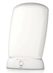 image43 Philips HF3319/01 Energy Light (bis 10000 Lux, UV frei, LED Timer, Dimmer) für 139,95€