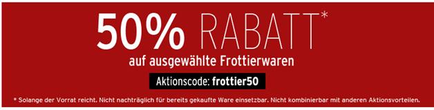 image79 Karstadt.de: 50% Extra Rabatt auf ausgewählte Frottierwaren