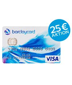 image thumb69 [Letzte Chance] Barclaycard New Visa Kreditkarte: Ein Leben lang beitragsfrei plus 25,  Euro Startguthaben