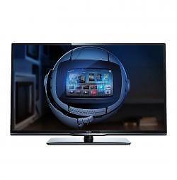 Philips Fernseher 46 PFL 3208 K/12, EEK:A+, 117cm LED-Smart-TV, Full HD, W-LAN
