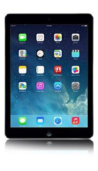 Apple iPad Air 16GB WiFi + Cellular Spacegrau