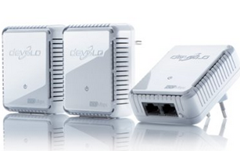 image311 Devolo dLAN 500 duo Network Kit (3 Adapter) für 69,99€