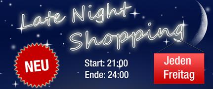 image413 Plus Late Night Shopping: von 21 – 24 Uhr 15% auf die Kategorie Wohnzimmer