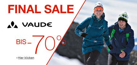 image424 Amazon Final Sale: bis zu 70% Rabatt auf Vaude Artikel