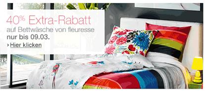 image54 Amazon: 40% Rabatt auf ausgewählte Fleuresse Bettwäsche