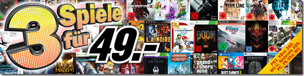 image99 Amazon vs. Mediamarkt: 3 Games für 49 Euro