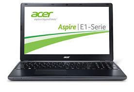 Acer Aspire Notebook E1-572-54204G50Mnkk i5 500GB 15.6 Zoll