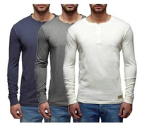 image112 JACK & JONES Rugged Grandad Longsleeve für 13,73€
