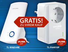 image16 TP Link Produkte kaufen und gratis Powerline Netzwerkadapter oder Repeater erhalten