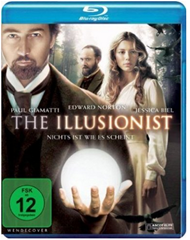 image206 The Illusionist [Blu ray] für 5,97€ inklusive Versand