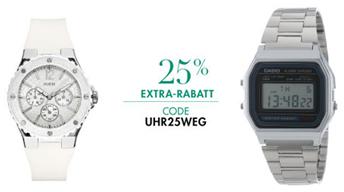 image67 [Letzte Chance] Amazon: 25% Extra Rabatt auf über 3000 Uhren