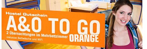 image122 A&O Hostel Gutschein – 2 Übernachtungen für 9€