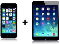 image289 Telekom Tarif (alle gängigen Flats) inkl. gratis iPhone 5S + gratis iPad mini Retina für 48,70€/Monat