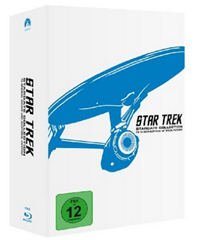 image533 Star Trek   Stardate Collection [Blu ray – 10 Filme] für 76,97€