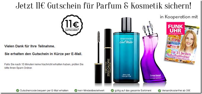 image thumb19 [Knaller] beim Parfümshop Flaconi einen 11€ Gutschein ohne MBW sichern