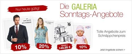 GALERIA Kaufhof / M-Teaser