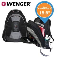 image187 Wenger Teton Laptop Rucksack für 25,90€ (Vergleich: 49,80€)
