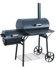 """image239 """"El Fuego"""" Smoker Grill 122 x 133 x 66 cm für 89,99€"""