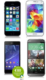 image418 OTELO Allnet Flat XL (Telefon  und SMS Flat in alle Netze + 1GB Datenflat) für 34,99€/ Monat inkl. gratis Top Smartphone