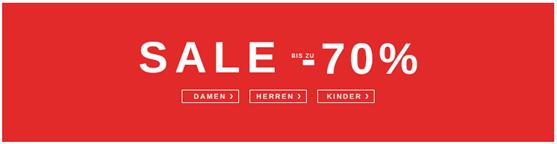 image448 Zalando: bis zu 70% Rabatt im Sale
