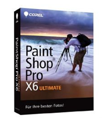 image184 Corel PaintShop Pro X6 Ultimate für 49,90€