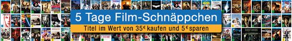 image327 Amazon: 5 Tage Film Schnäppchen (5€ sparen ab 35€ Bestellwert)