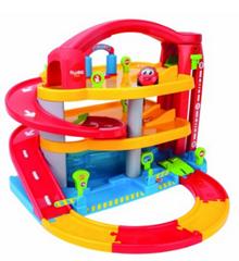 image6 Für die Kleinen: PlayBIG Flizzies Grosses Parkhaus für 32,51€