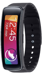 image68 [Top] Samsung Gear Fit Smartwatch für 97,91€