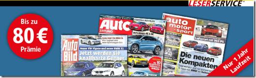 image84 Verschiedene Autozeitungen dank Prämien stark vergünstigt
