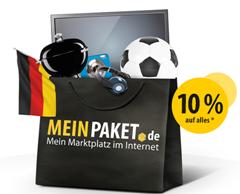 image thumb32 Meinpaket.de: bis 22Uhr 10% Rabatt auf Alles, so z.B. PS4 für 359,99€