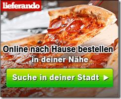 image thumb40 Lieferando: 10% auf Pizza, Pasta, Burger, Sushi u.v.m.