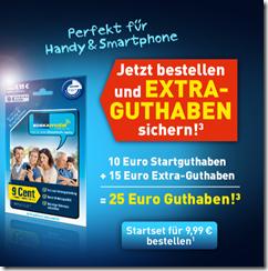 image124 Edeka Mobil: Prepaidkarte mit 25€ Startguthaben für 9,99€