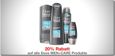 image214 20% Sofortrabatt auf alle Dove Men+Care Artikel