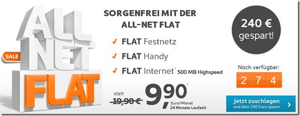 image227 Simyo Allnet Flat + 500MB Datenflat für 9,90€/Monat