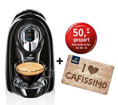 image230 Cafissimo COMPACT Black + 50 € Geschenkkarte für 83,95€
